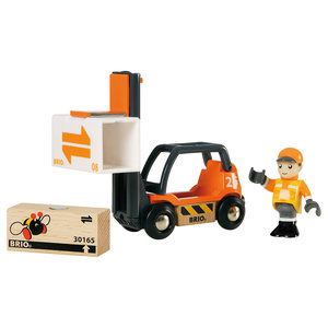 Image of Brio - Fork Lift Truck (33573)