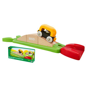Image of BRIO My First Railway Ramp Pack