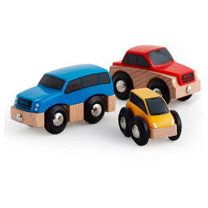 Image of BRIO Car Pack