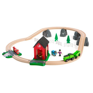 Image of BRIO Countryside Horse Set