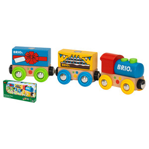 Image of BRIO Birthday Train