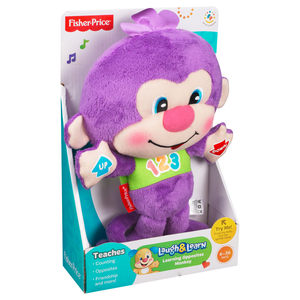Fisher-Price - Laugh & Learn Learning Opposites Monkey German Version (BCG53) | Dodax.ch