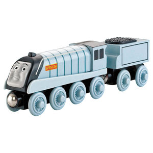 Mattel Fisher-Price - Thomas & Friends Wooden Railway Spencer (Y4074) | Dodax.com