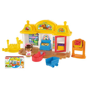 Fisher Price - Little People Kaufladen (Y8200) | Dodax.ch