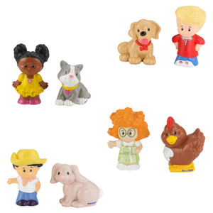 Fisher Price - Little People Figures Pack (43716913) | Dodax.fr