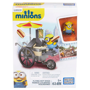 Mega Bloks - Minions Movie Kleine Spielsets Sortiment (CNF50) | Dodax.at