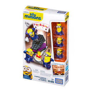 Mega Bloks - Minions Movie Theme Packs Assortment (CNF53) | Dodax.es