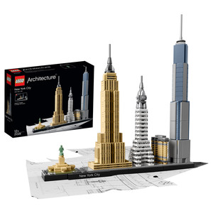 Lego - Lego Architecture New York City (21028) | Dodax.co.uk