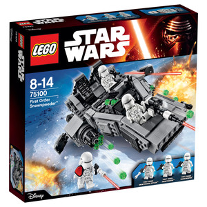 Lego - Lego Star Wars First Order Snowspeeder (75100) | Dodax.at