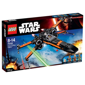 Lego - Lego Star Wars Poe's X-Wing Fighter (75102) | Dodax.es