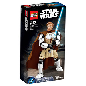 Lego - Lego Star Wars Obi-Wan Kenobi Action Figure (75109) | Dodax.co.uk
