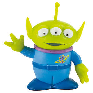 Image of Alien, Toy Story 3
