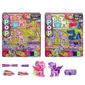 My Little Pony - POP Deko Pack, Sortiment (A8205) | Dodax.at