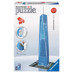 One World Trade Center - New York (Puzzle) | Dodax.ch
