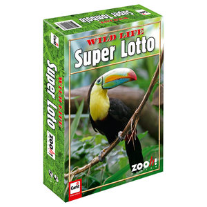 Image of Wild Life Super Lotto, d/f/i