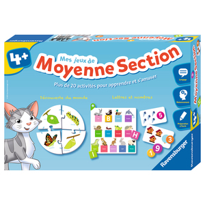 Mes jeux de moyenne section | Dodax.at