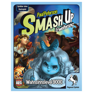 Smash Up (Kartenspiel), Wahnsinnslevel 9000 | Dodax.de