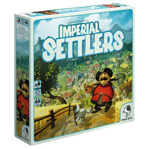 Pegasus Imperial Settlers | Dodax.co.uk