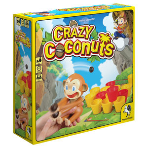 Crazy Coconuts (Kinderspiel) | Dodax.at
