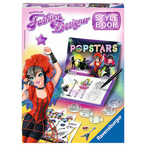 Fashion Designer Stylebook Popstar | Dodax.at