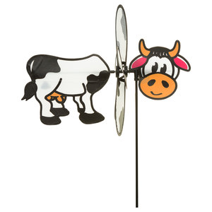 Windspiel Spin Critter Cow | Dodax.co.uk