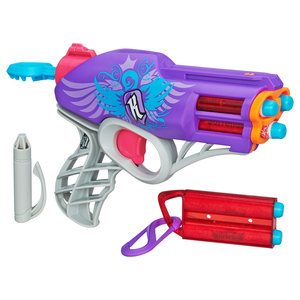 Hasbro Nerf Rebelle Messenger Blaster | Dodax.co.uk