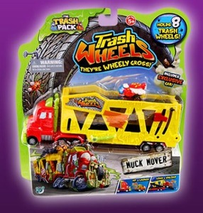 Trash Pack Wheels Autotransporter | Dodax.at