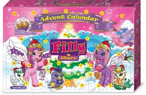 """AK Filly Stars Adventskalender 2015"" 