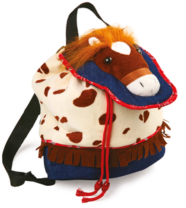 small foot Rucksack Pony 4130 | Dodax.co.uk