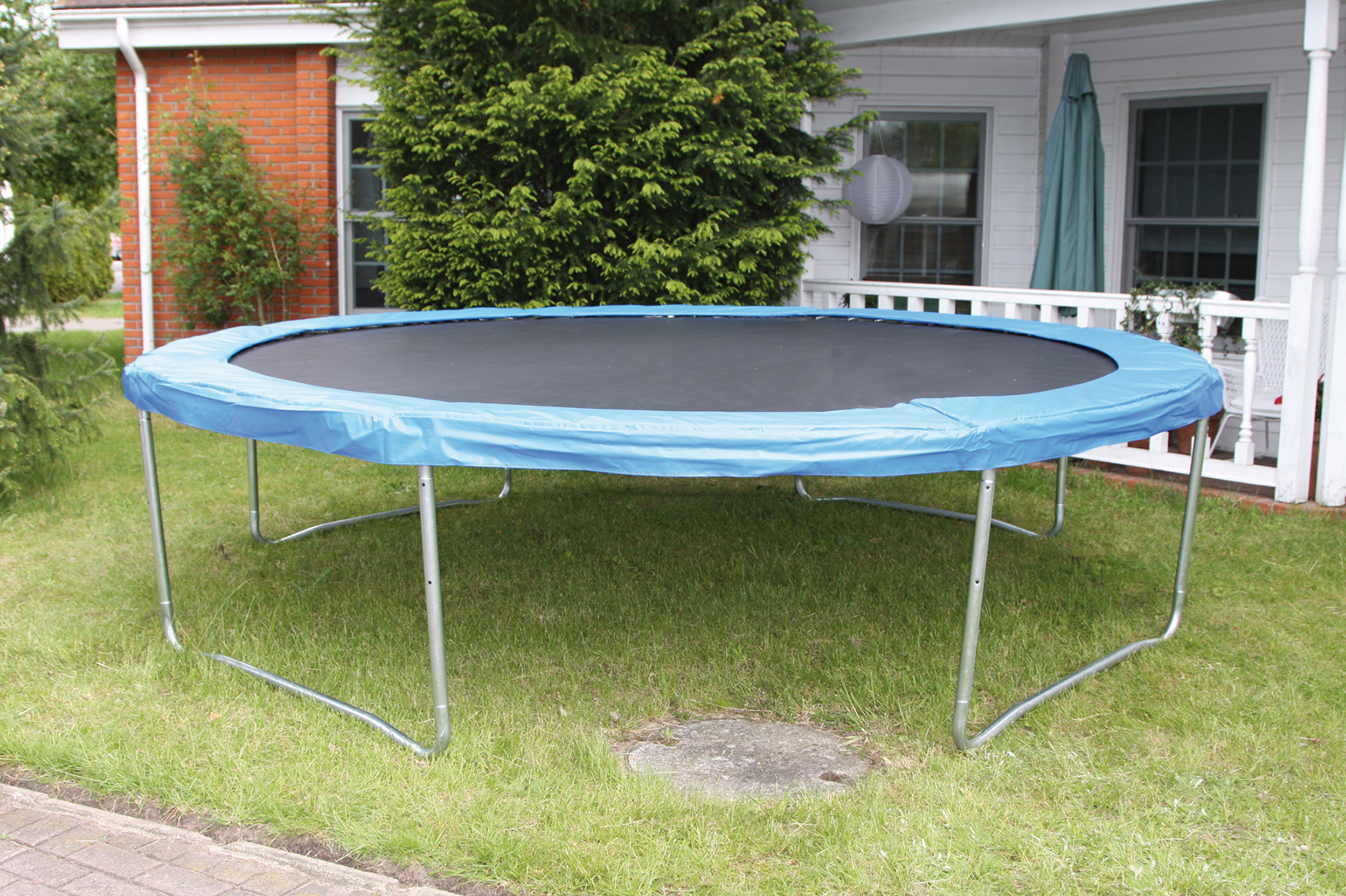 small foot Trampolin LUKAS 4919 | Dodax.co.uk