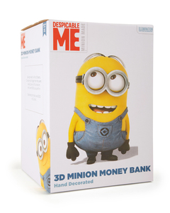 small foot Minions Spardose Keramik 5580 | Dodax.co.uk