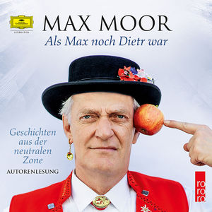 Als Max noch Dietr war, 4 Audio-CDs | Dodax.at