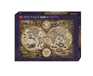 Vintage World (Puzzle) | Dodax.at