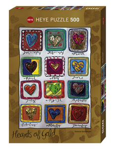 Year of Love Puzzle | Dodax.nl