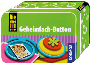 Die drei !!! Geheimfach-Button | Dodax.at