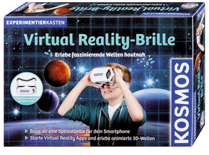Virtual Reality-Brille (Experimentierkasten) | Dodax.at