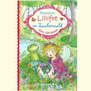 Prinzessin Lillifee im Zauberwald, Stickerheft | Dodax.at