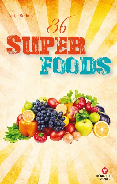 36 Superfoods | Dodax.co.uk