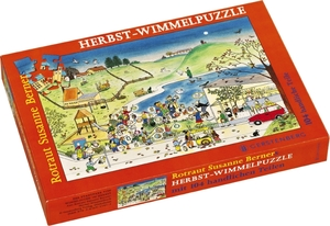 Herbst-Wimmel-Puzzle (Kinderpuzzle) | Dodax.at