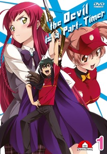 The Devil is a Part-Timer, 1 DVD. Tl.1   Dodax.at