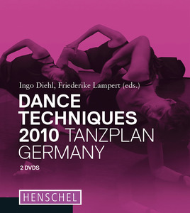 Dance Techniques 2010 - Tanzplan Germany. 2 DVDs | Dodax.nl