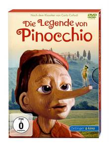 Die Legende von Pinocchio (DVD) | Dodax.co.uk