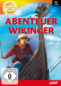 Serious Games Collection - Abenteuer Wikinger | Dodax.fr