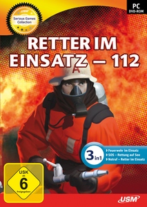 Serious Games Collection, Retter im Einsatz - 112, CD-ROM | Dodax.at