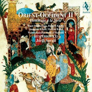 Orient-Occident II - Hommage an Syrien, 1 Super-Audio-CD + 1 Mediabook | Dodax.at