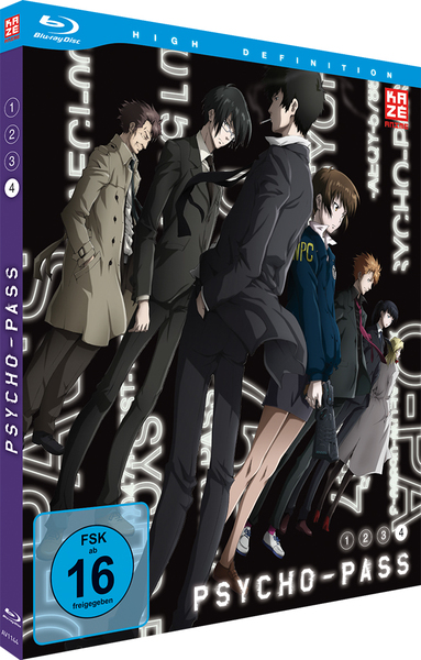 Psycho-Pass – Box 4 - Blu-ray | Dodax.es