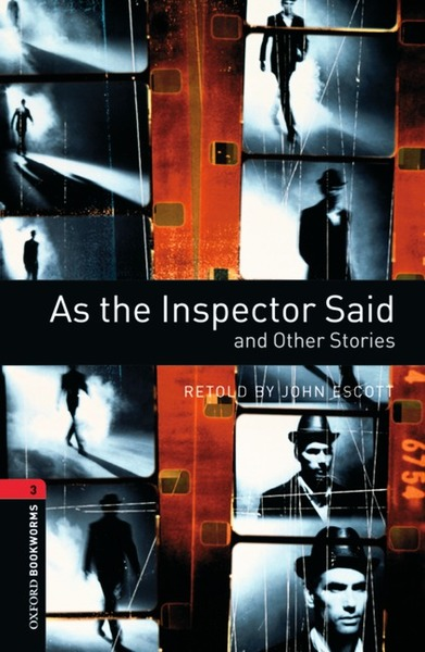 Oxford Bookworms Library / 8. Schuljahr, Stufe 2 - As the Inspector Said | Dodax.pl