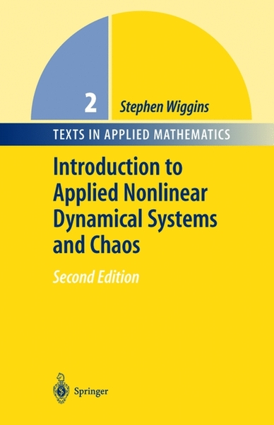 Introduction to Applied Nonlinear Dynamical Systems and Chaos | Dodax.ch