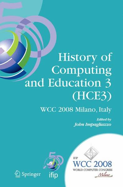 History of Computing and Education 3 (HCE3) | Dodax.ch