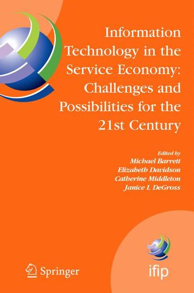 Information Technology in the Service Economy: | Dodax.ch